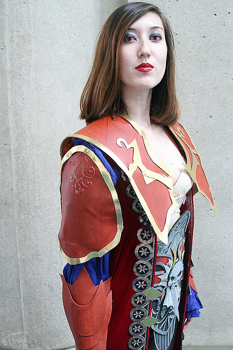 Castlevania: Lords of Shadow 2 - Dracula Cosplay