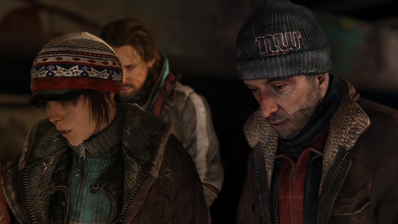 Впечатления от игры За Гранью: Две Души — Beyond: Two Souls — Игры ...