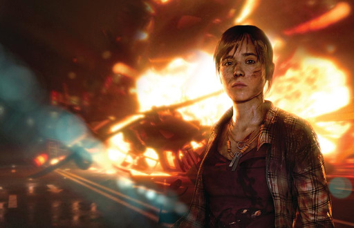 Beyond: Two Souls - Обзор «Beyond: Two Souls»