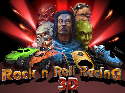 Rock N Roll Racing 3D Игру