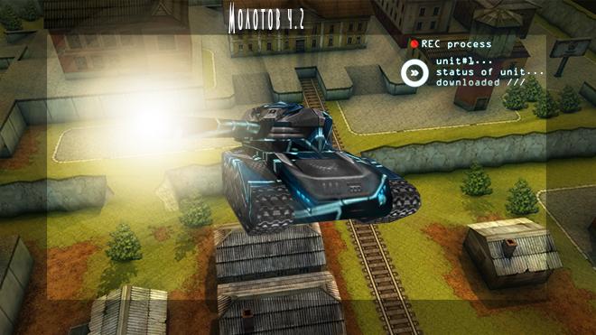 Игры танки паркур