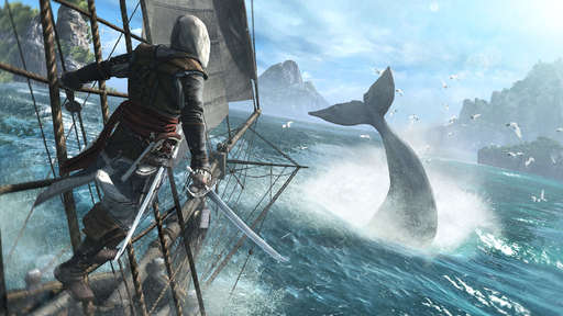 Assassin's Creed IV: Black Flag - Галопом по Карибам с Assassin's Creed IV: Black Flag