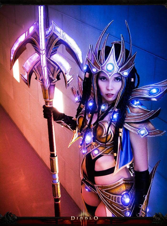 Diablo 3 Чародей: гайды, билды, скилы и видео