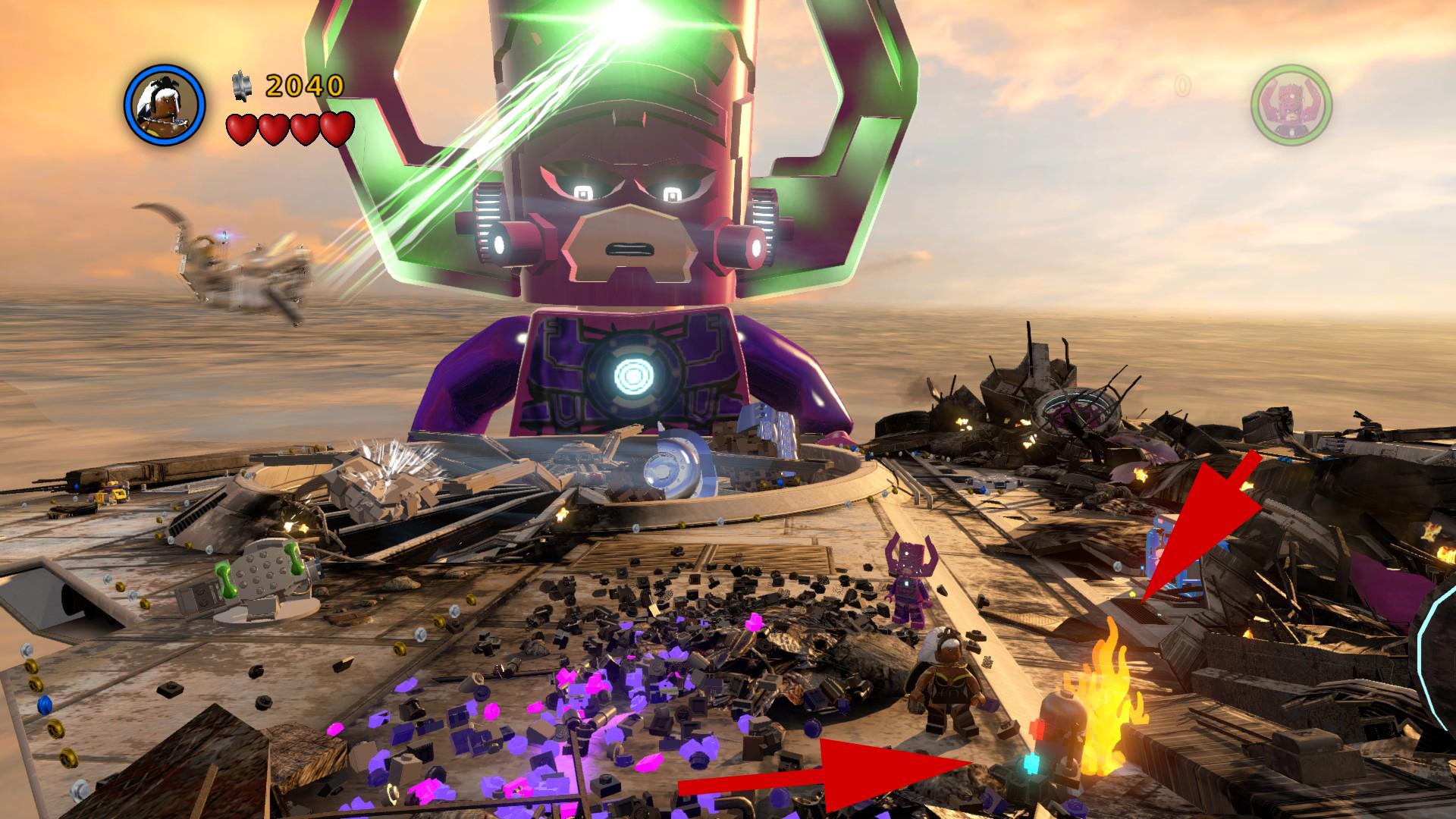 Lego marvel super heroes руководство для