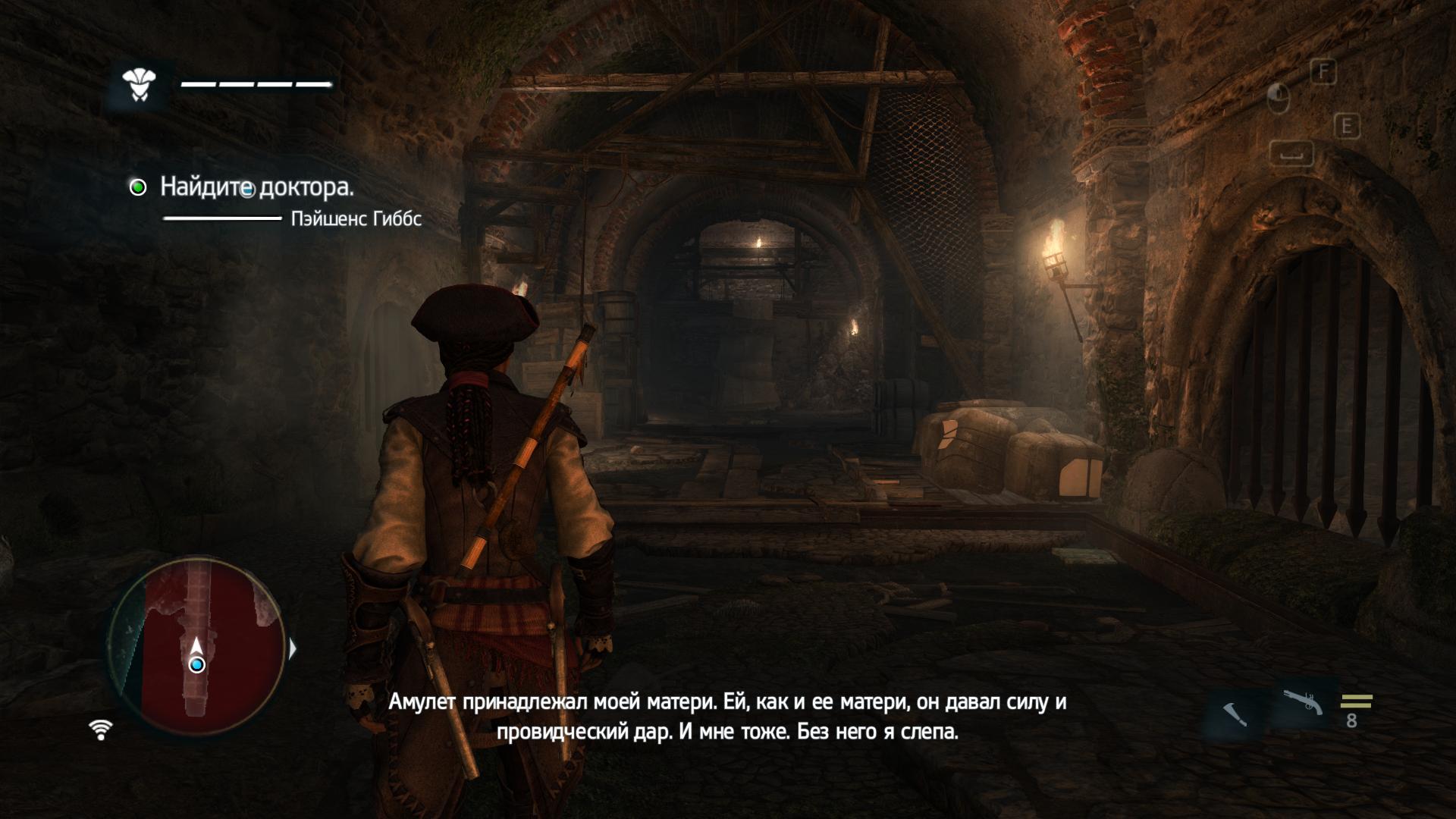 Прохождение игры assassin 4