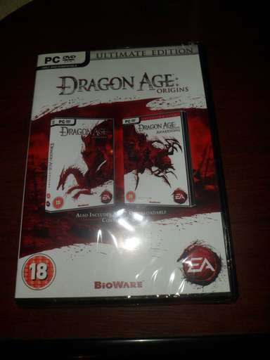 Dragon Age: Начало -  Dragon Age Origins Ultimate Edition - обзор, ненависть, Асхуль
