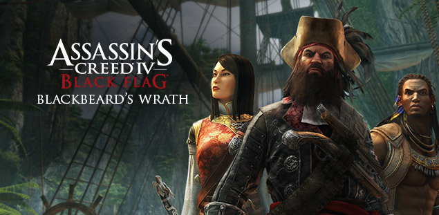 Рабочий Патч для игры Assassin's Creed IV: Black Flag - Blackbeard's W