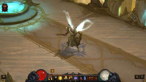 Diablo III - Обзор класса: Крестоносец [Crusader]