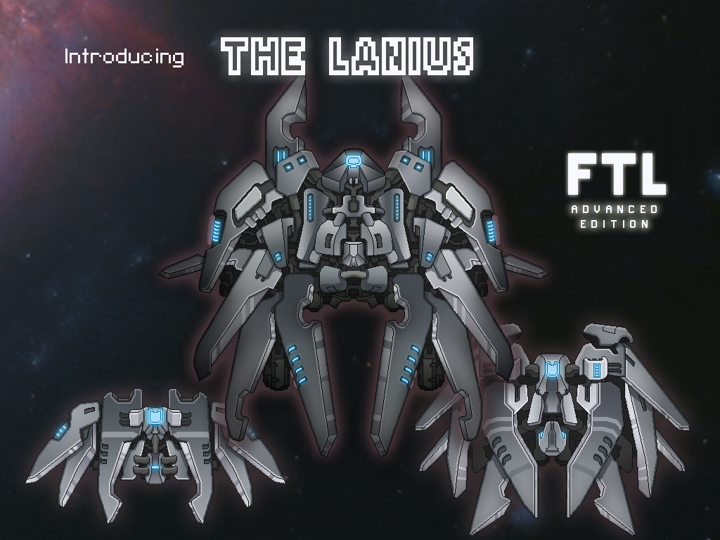 Faster Than Light lanius