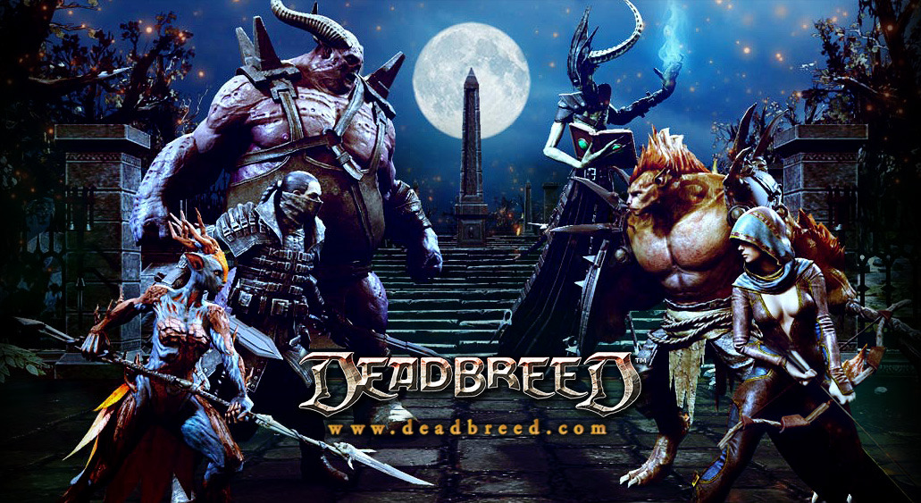 ЗБТ DeadBreed (Steam)