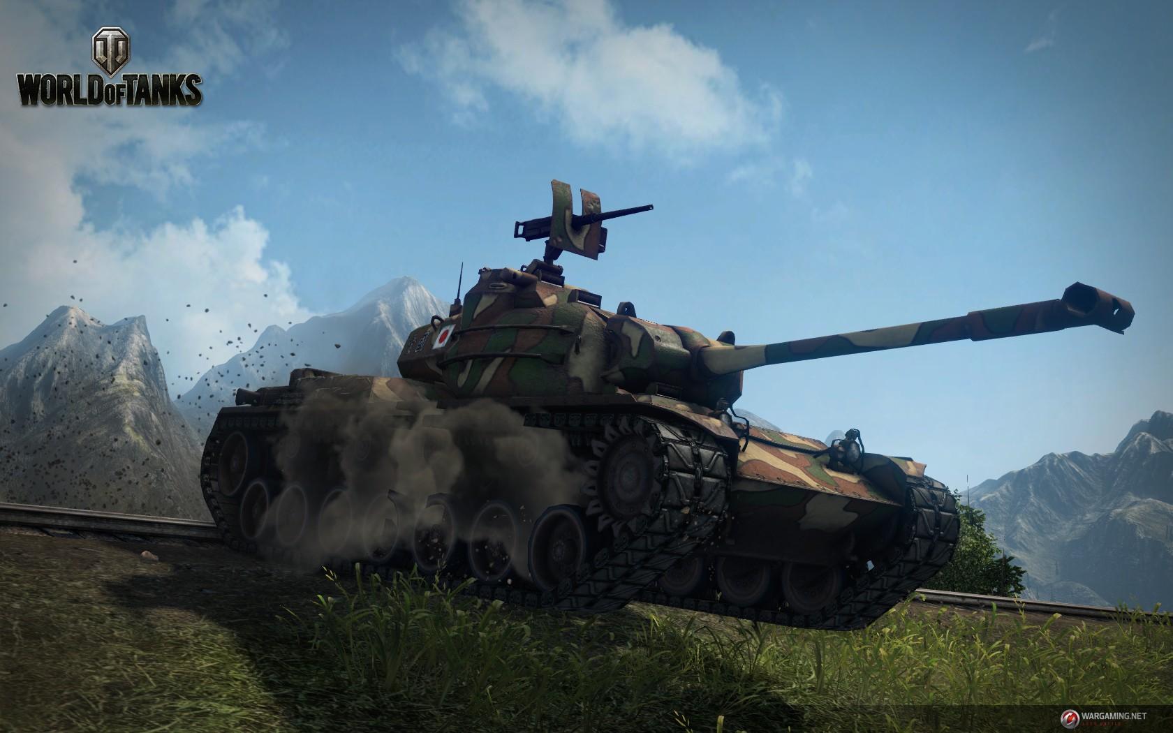 STA-1: Японский средний танк Танкпортал