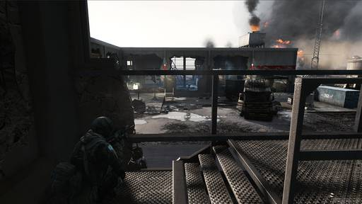 Battlefield 4 - Second Assault в высоком