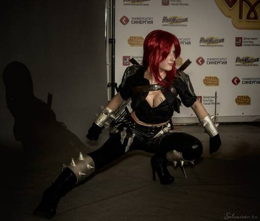 League of Legends - Cosplay Katarina (League of Legends)