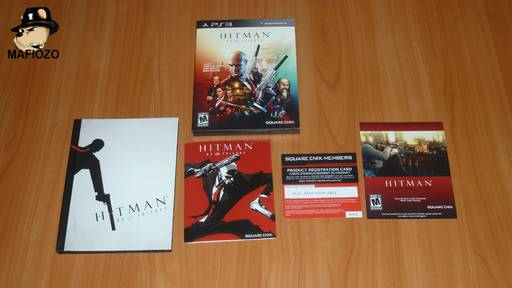 Hitman: Absolution - Видео обзор Hitman HD Trilogy Special Edition