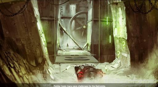 Как сделать подкат в batman arkham city