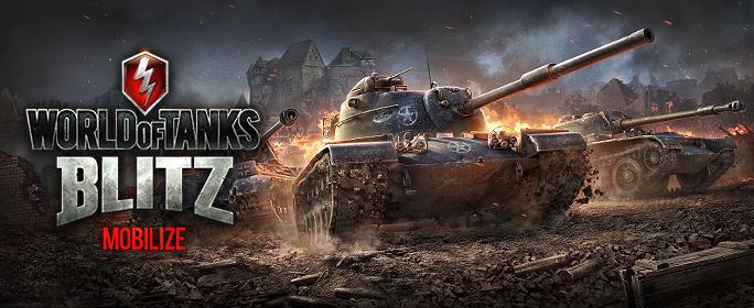 Tanks Blitz приближается