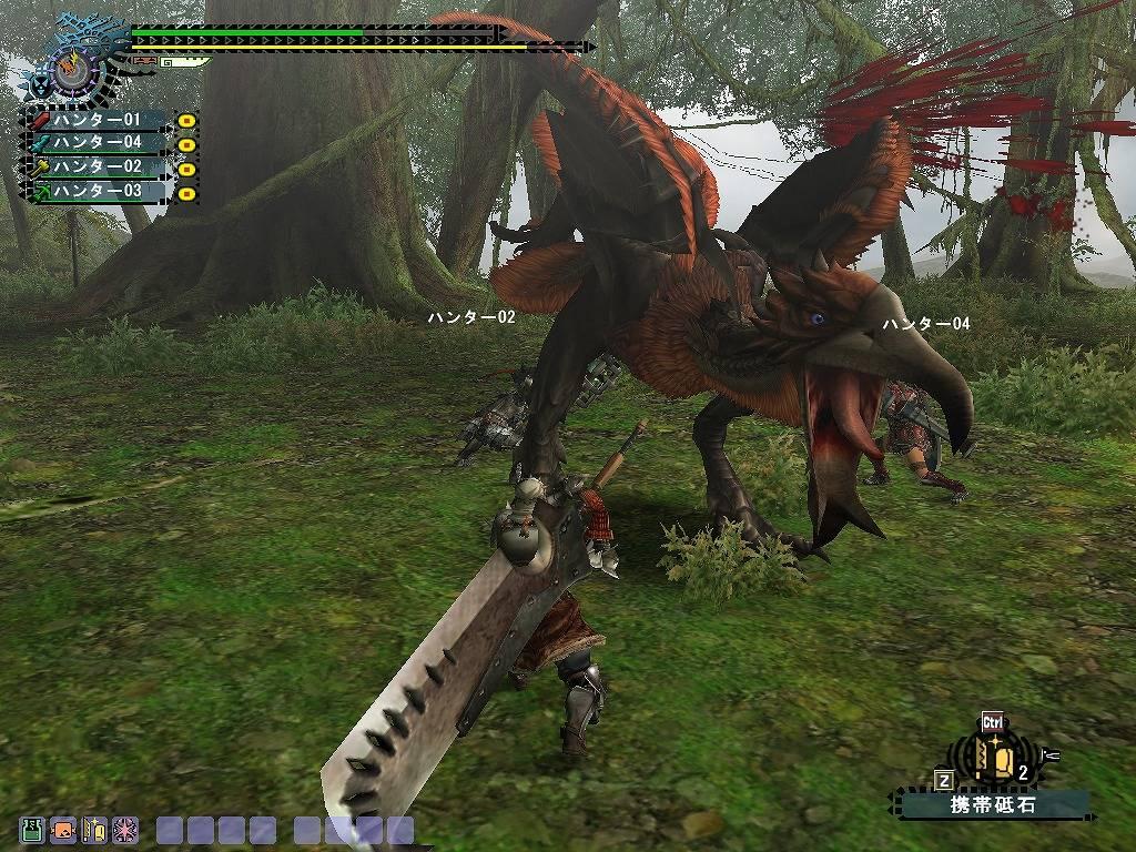 monster hunter на пк скачать торрент