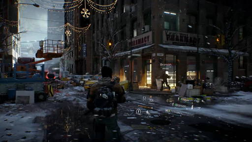 Tom Clancy's The Division - Новые скриншоты