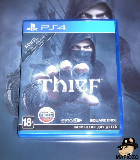 Thief - Видео обзор Thief PS4 Edition