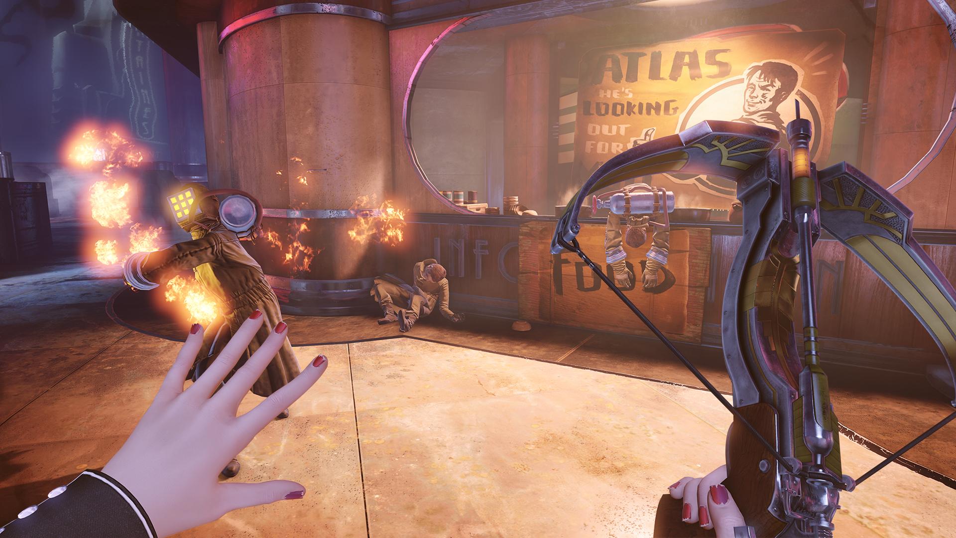 Bioshock infinite: burial at sea episode one будет доступен уже.