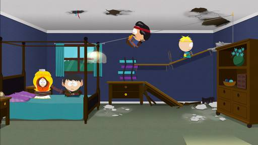 South Park: The Stick of Truth - Гайд по прохождению South Park: The Stick of Truth