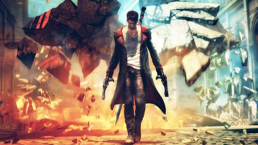 DmC Devil May Cry - DmC : Devil May Cry .