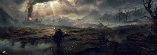Middle-earth: Shadow of Mordor - Сюжетный трейлер Middle-earth: Shadow of Mordor