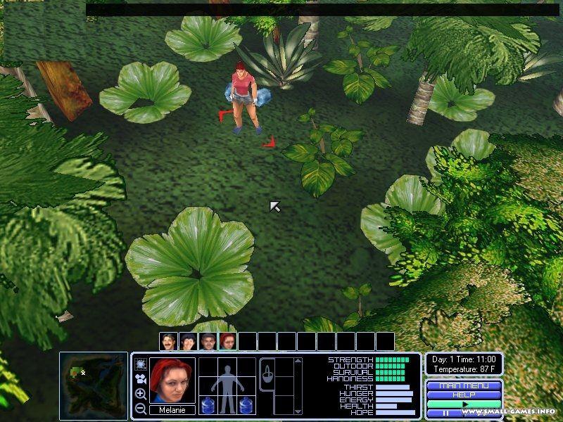Скачать игру симулятор выживания на необитаемом острове через торрент