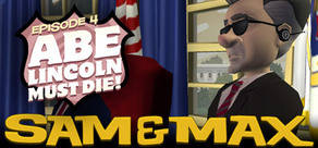 Цифровая дистрибуция - Sam & Max 104: Abe Lincoln Must Die! [Steam Free] [EN]