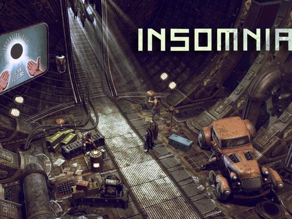 Скачать Insomnia Игра - фото 6