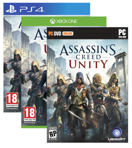Assassin's Creed IV: Black Flag -  Первые детали Assassin's Creed Unity