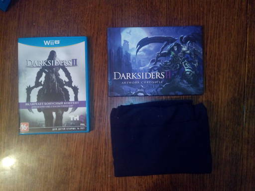 Darksiders II - Darksiders II Collector's Edition для Nintendo Wii U - обзор