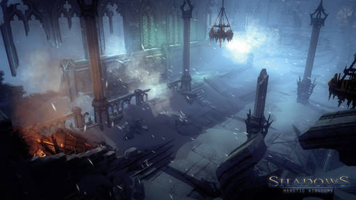 Новости - Shadows: Heretic Kingdoms - уже доступна в Steam Early Access