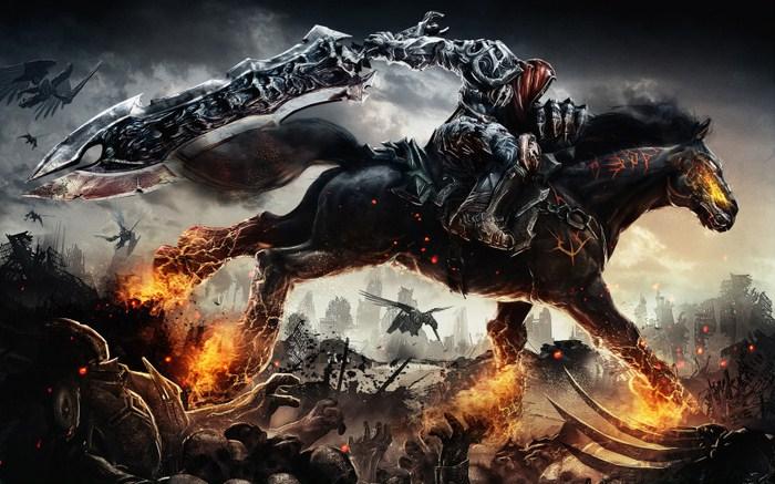 Darksiders Wrath Of War скачать игру через торрент - фото 3