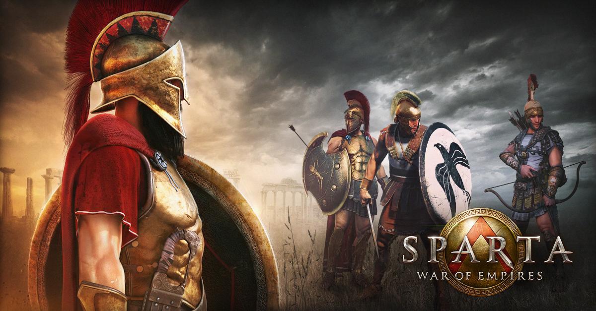 Теперь и Вы можете выступить в роли царя Леонида и повторить подвиг древней Спарты в приложении