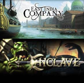 Цифровая дистрибуция - 2 steam game free Enclave and East India Company Gold Edition