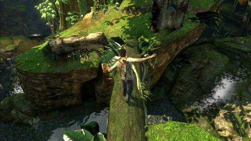 Uncharted: Drake's Fortune - Ретрообзор Uncharted: Drake's Fortune