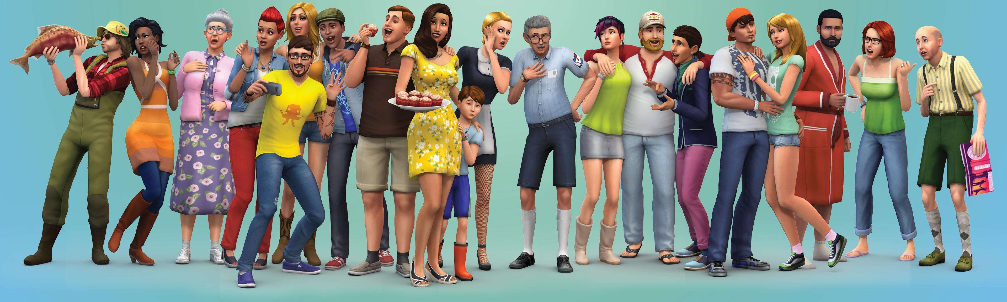 Рецензия на игру «The Sims 4» + Видеообзор для ленивых ...
