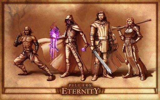Project Eternity - Сводка новостей - Pillars of Eternity