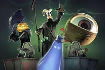Шестой ежегодный хэллоуинский выпуск «Вииизг Фортресс» – Обновлено 30 октября 2014