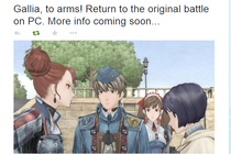 Valkyria Chronicles выйдет на PC