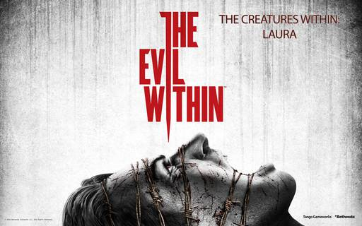 Evil Within, The - Дневники разработчиков - Лаура