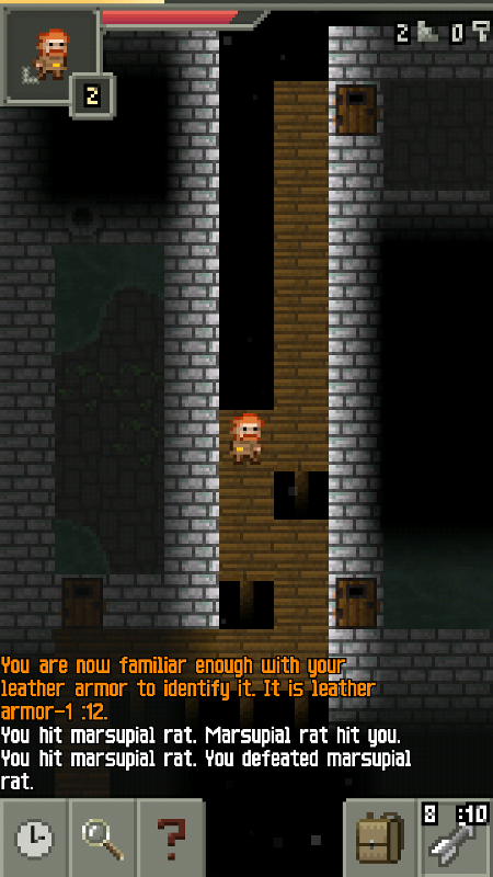 Pixel Dungeon (Android) – Interesting jogging into the ...