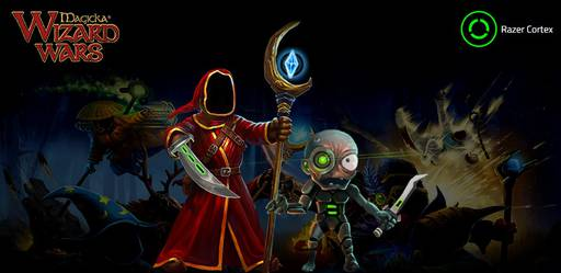 Magicka: Wizard Wars DLC RAZER IMP(ERATOR) STEAM GIVEAWAY