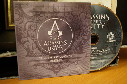 Assassin's Creed: Unity - Во имя революции! Распаковка Assassin's Creed: Unity – Notre Dame Edition (PC)