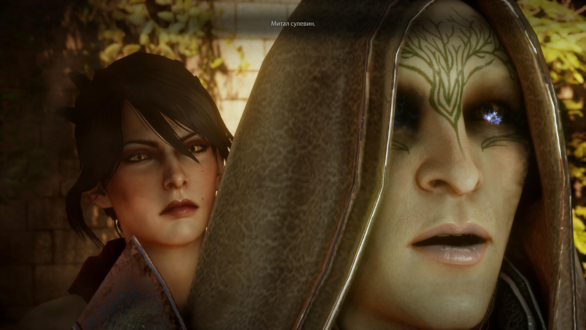 Новые прически в dragon age inquisition
