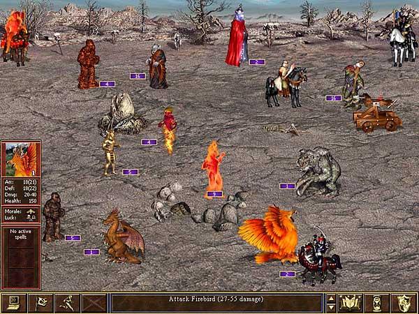 Герои меча и магии 7 испытание огнем скачать торрент