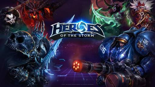 Heroes of the Storm - heroes of the storm closed beta blizzard free
