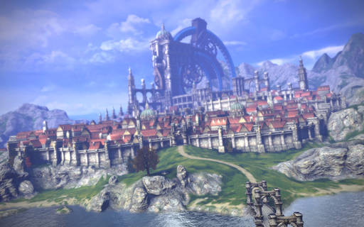 TERA: The Battle For The New World - TERA - наша!