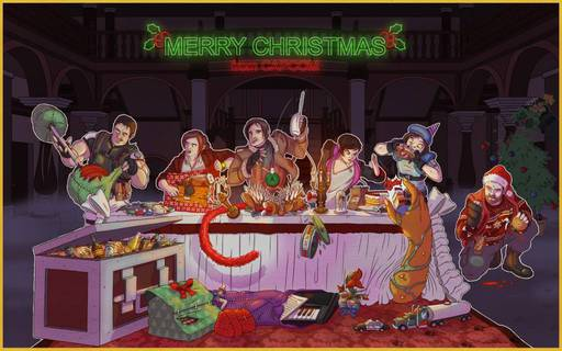 Capcom Resident Evil Revelations / Biohazard Revelations UE DLS Merry Christmas!БЕСПАТНО